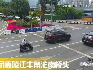 重庆交巡警发布嘉陵江牛角沱大桥大修期间外围交通组织调整信息