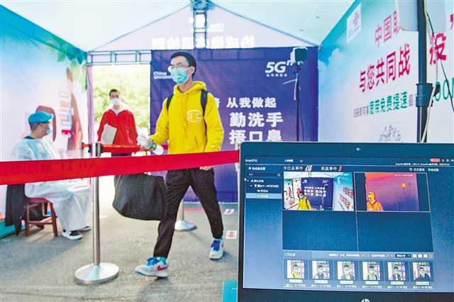 重庆初高中和中职毕业年级住读生有序返校